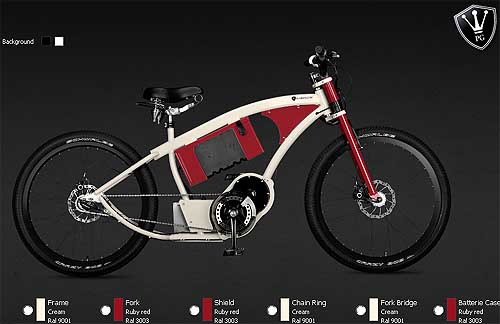 kliknij aby wej¶æ w narzêdzie PG Customizer pozwalaj±ce na zaprojektowanie Twojego indywidualnego roweru