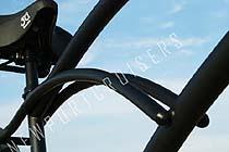 ROWER 3G CRUISER - VENICE Man black mat - kliknij aby zobaczeć szczegóły