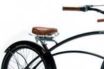 Rower Basman Regular 3 biegowy - Gloss Black 26 B34003 - Project 346 strech cruiser Made in Holland - kliknij aby zobaczeæ szczegó³y
