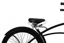 Rower Basman Regular 7  biegowy - Matt Black 26 B3461 - Project 346 strech cruiser Made in Holland - kliknij aby zobacze� szczeg�y