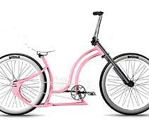 rower castom na zamowienie damski ruff lady tango