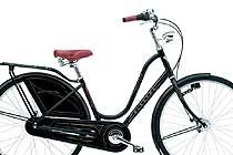 ROWER damski Electra Amsterdam - Royal 8i ALU - czarny - kliknij aby zobacze� szczeg�y