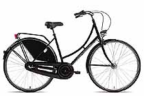 ROWER MIEJSKI GEPIDA CLASSIC - AMSTERDAM BLACK 28 klasyczna holenderska damka kliknij aby zobaczyæ szczegó³y