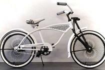Rower Kiddo 20  - Project 346 dzieciêcy WHITE cruiser Made in Holland - kliknij aby zobaczeæ szczegó³y