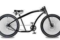 ROWER PG-Bikes 26 dark black klasyczny miejskicaferacer kliknij aby zobacze� szczeg�y