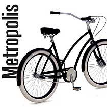 project 346 cruiser ladies metropolis rower damski dla wysokich