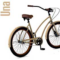 project 346 cruiser ladies una rower damski dla wysokich