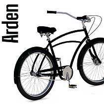 project 346 cruiser men arden rower dla wysokich