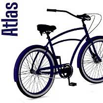 project 346 cruiser men atlas rower dla wysokich