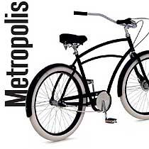 project 346 cruiser men metropolis rower dla wysokich